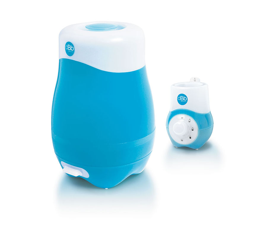 STERILIZER & FEEDING BOTTLE WARMER