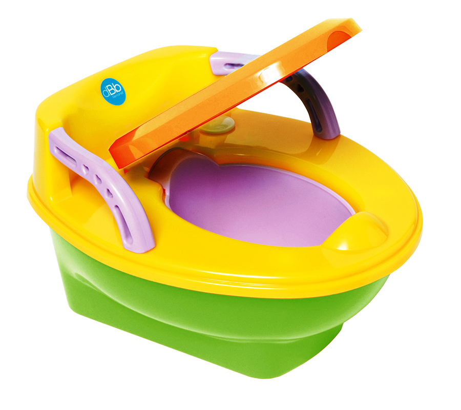"""""""MUSICAL"""" BABY POTTY TRAINER"""
