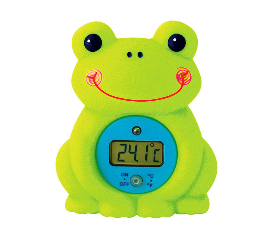 ELECTRONIC BATH THERMOMETER